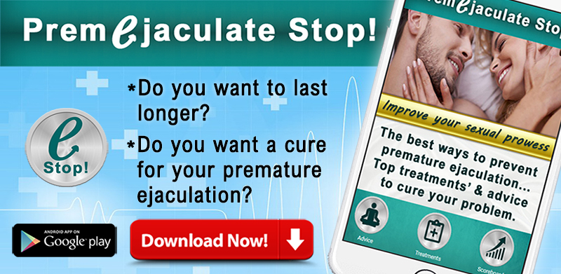 Premature Ejaculation Problems - Ejaculation Cures | PremEjaculate Stop!