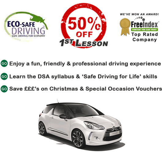 The best quality Driving lessons London with Driving lessons in London - Intensive Crash Courses